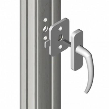Siguranta pentru usi de balcon si ferestre REER alb