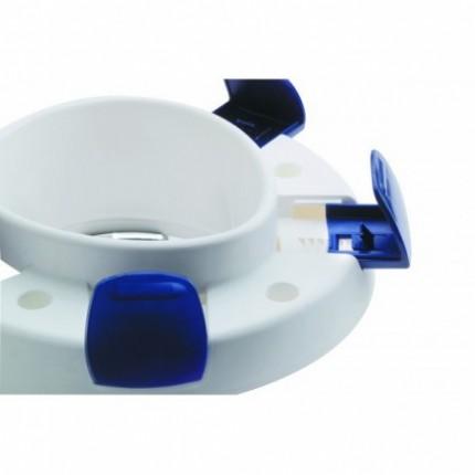 Inaltator vas wc cu capac Clipper III Herdegen 11 cm