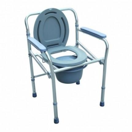 Scaun toaleta tip WC reglabil multifunctional 4 in 1 RX294