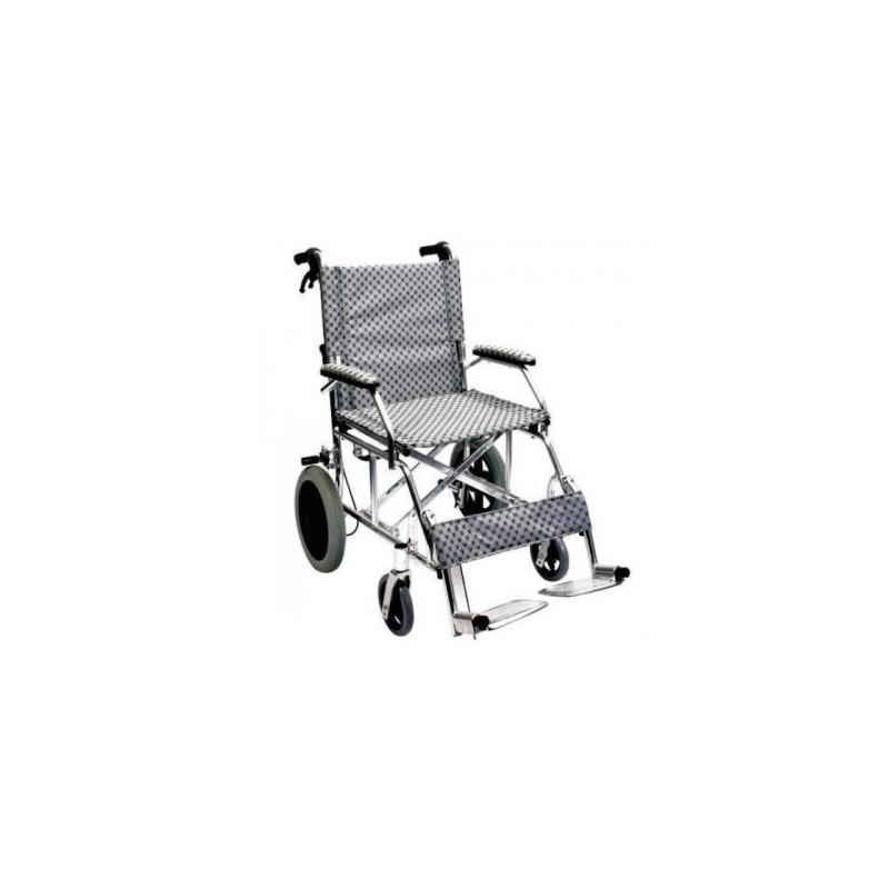 Scaun transport pacient cu roti dimensiuni reduse RX863