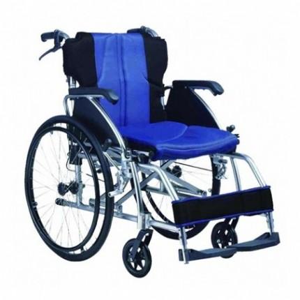 Scaun cu rotile cu cadru din aluminiu RX869