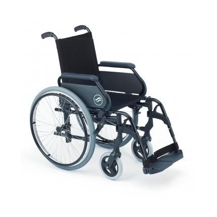 Scaun cu rotile structura aluminiu Breezy 300-46