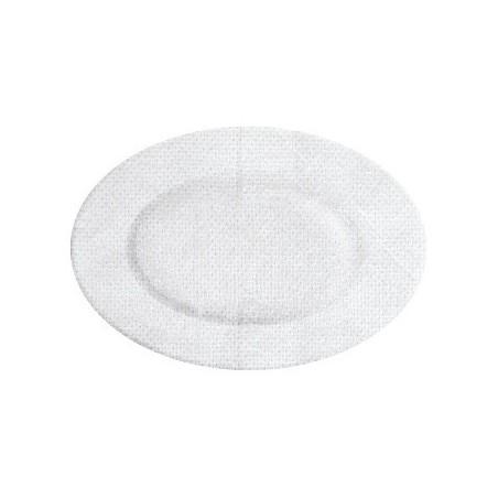 Pansament steril autoadeziv pentru ochi 6.5x9.5cm Fixopore S 50 buc