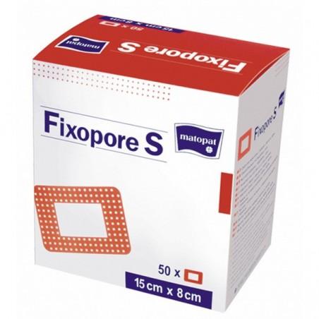 Pansament steril autoadeziv 15x8 cm Fixopore S 50 buc