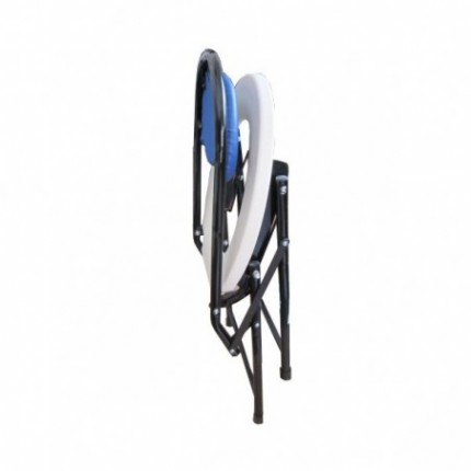 Scaun tip WC pliabil cu spatar RX290