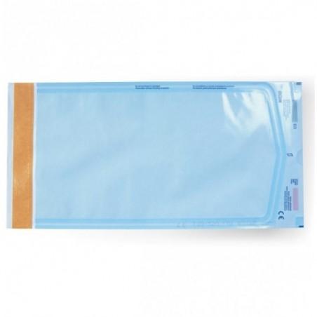 Pungi de sterilizare adezive plate BOM 30x39 cm 100 buc