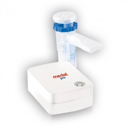 Mini Nebulizator cu compresor si lavaj nazal Medel Pro
