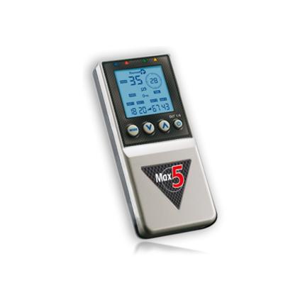 Electrostimulator Profesional Max Tesmed 4 canale 12 electrozi
