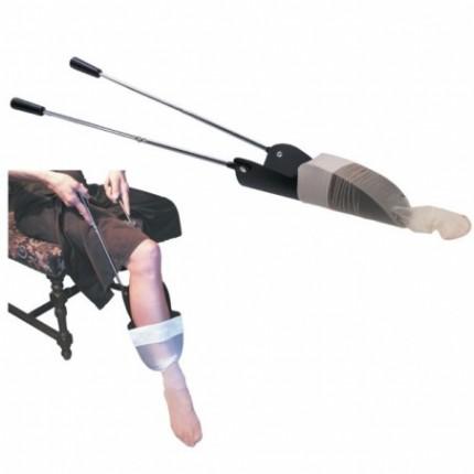 Incaltator telescopic pentru ciorapi Herdegen