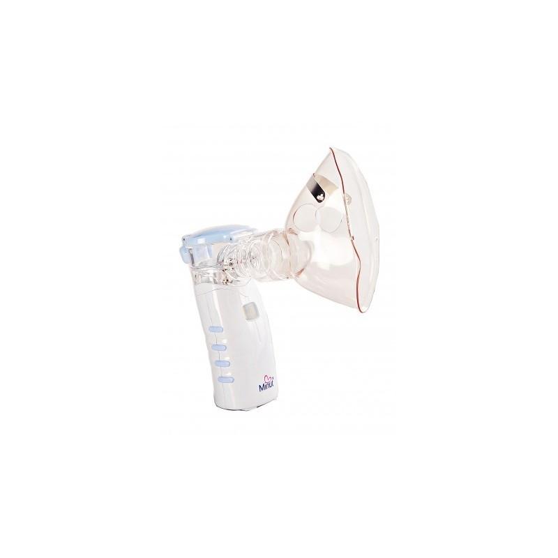 Nebulizator ultrasonic portabil cu membrana Mesh Minut Baby