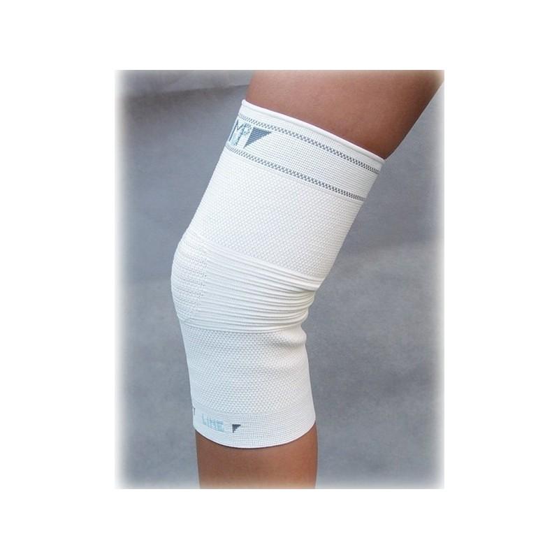elastic bandaj de genunchi în varicoză