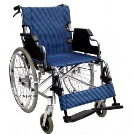 Scaun cu rotile pliabil din aluminiu RX908