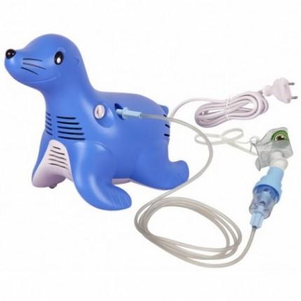 Aparat de aerosoli cu compresor Philips Respironics Sami the Seal