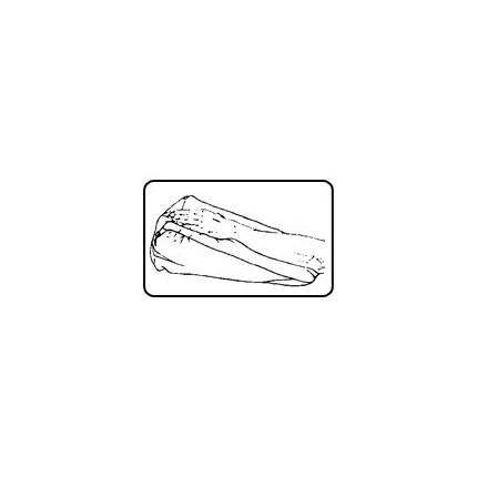 Perna rampa de sprijin brat Gyopar S2 44x12x16 cm