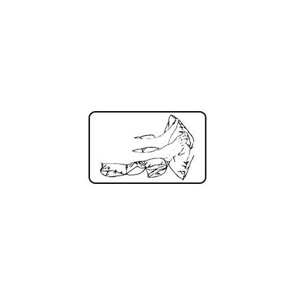 Perna de sprijin pliabila Gyopar S6 68x56 cm