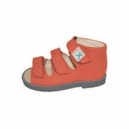Sandale ortopedice din piele pentru copii VL-SP010