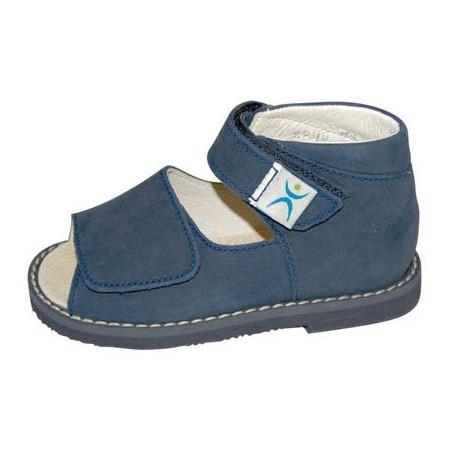 Sandale ortopedice din piele pentru copii VL-SP011