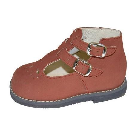 Sandale ortopedice din piele pentru copii VL-SP013