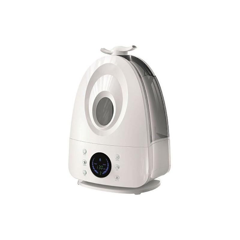 Umidificator cu ultrasunete si ionizator digital Vivamax GYVH21