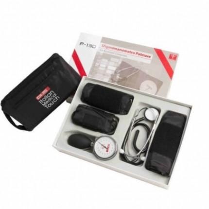 Aparat de masurat tensiunea cu para la manometru, stetoscop si 3 mansete P130 CA-MI