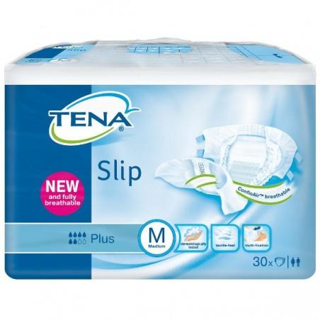 Scutece clasice Tena Slip Plus ConfioAir Medium Nr 2 30 buc