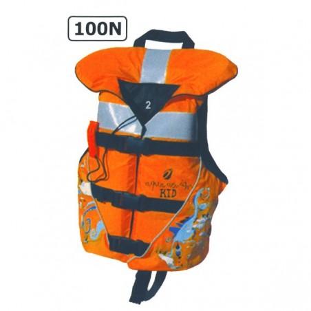 Vesta de salvare pentru copii Aqua Design Piko