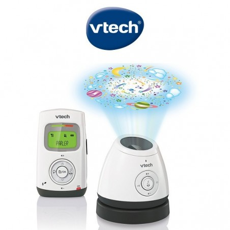 Interfon digital bidirectional cu proiector VTECH BM2200