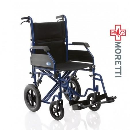 Carucior transport pacienti, tranzit Go Up Moretti 150 kg MCP520