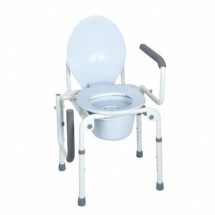 Scaun WC de camera 4 in 1 cu manere Moretti MRP783