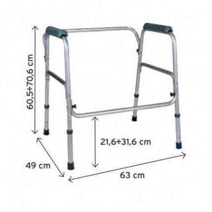 Cadru pentru scaun wc Moretti RS910