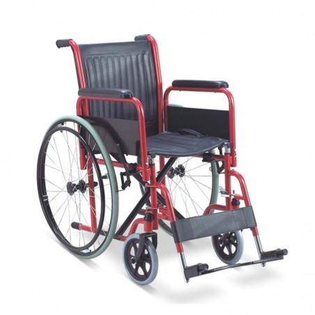 Carucior transport pacienti cu antrenare manuala FS903-46