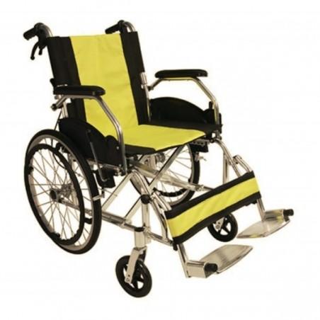 Scaun cu rotile cadru din aluminiu RX910