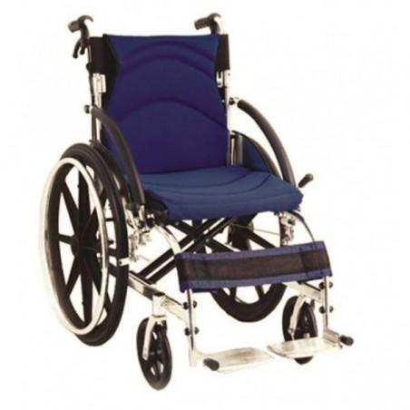 Scaun cu rotile cadru din aluminiu RX120