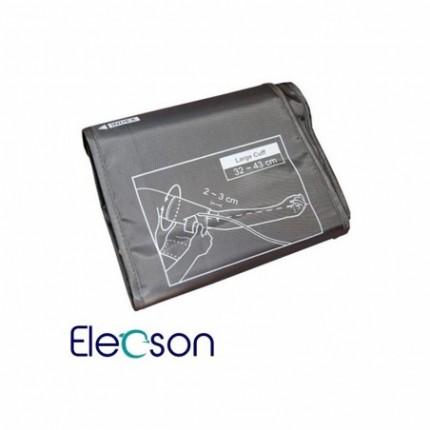 Manseta extralarga cu 1 tub pentru tensiometru electronic 32-43 cm