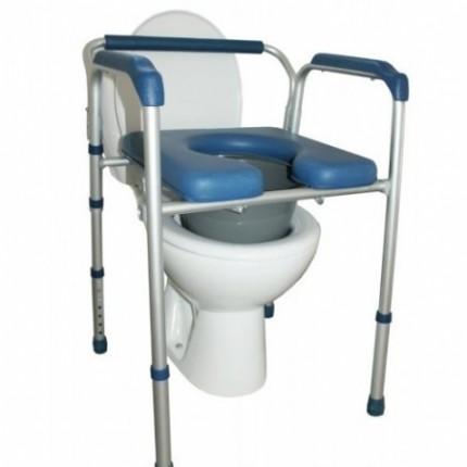 Scaun WC de camera 4 in 1 Alustyle Herdegen