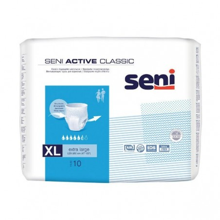 Chilot Seni Active Classic Extra Large Nr 4 10 buc