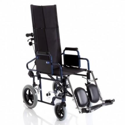 Carucior cu rotile pliabil transport pacienti Moretti CP805