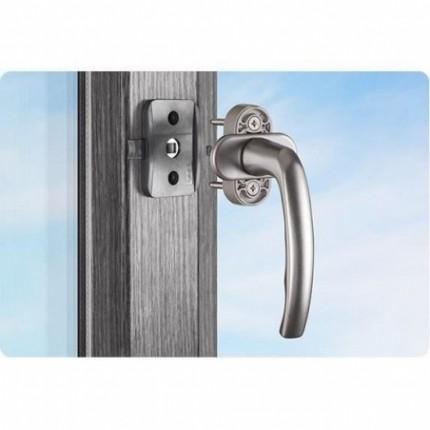Siguranta pentru blocare usi de balcon si ferestre gri REER 70021