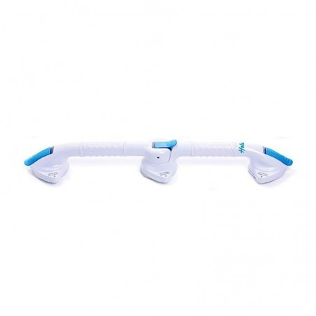 Maner de siguranta liniar/unghiular pentru baie cu ventuza din ABS...