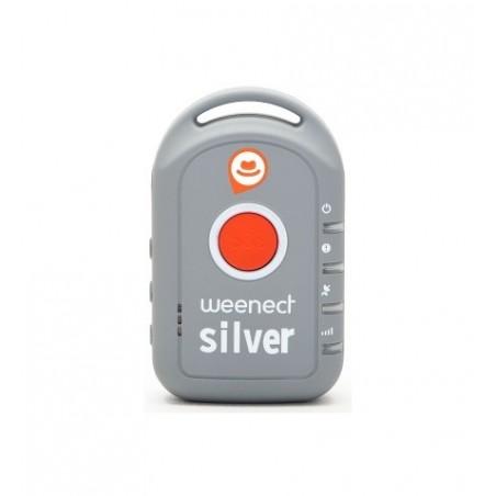 Localizor GPS traker Weenect Silver pentru adulti/batrani