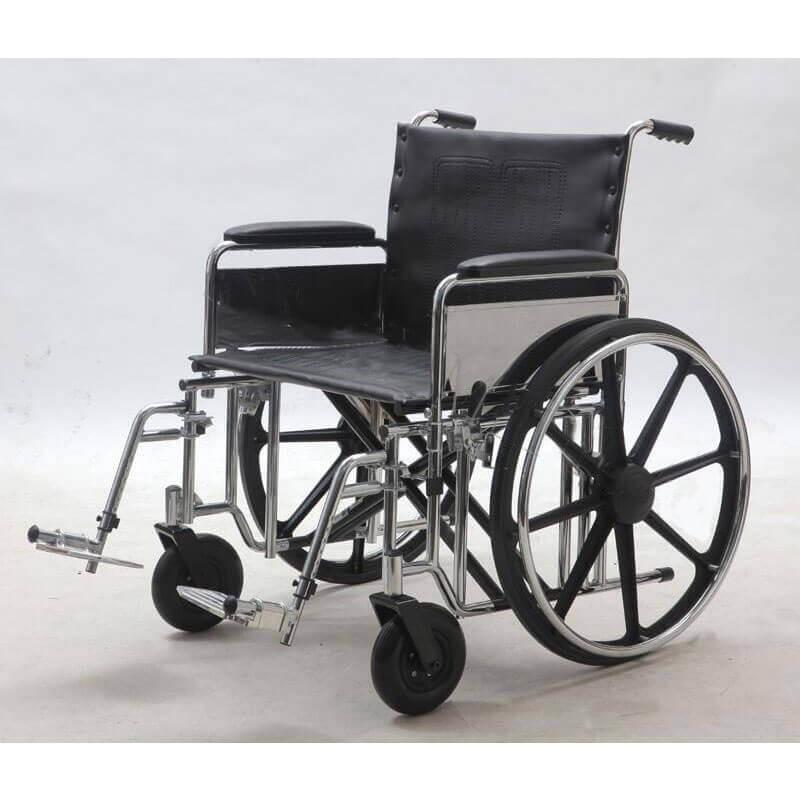 Carucior cu rotile transport pacienti obezi 200 kg YJ-010B