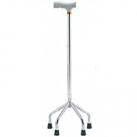 Baston cu 4 picioare reglabil in inaltime Rx922