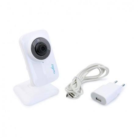 Interfon digital Nuvita Wi-FI Baby monitor 1090