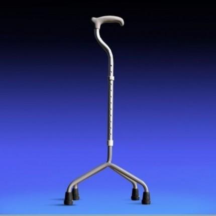 Baston metalic reglabil cu 4 picioare RS-14