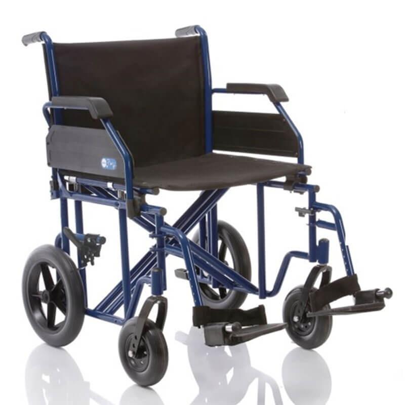 Carucior cu rotile tranzit transport pacienti obezi CP310-50 PlusGo