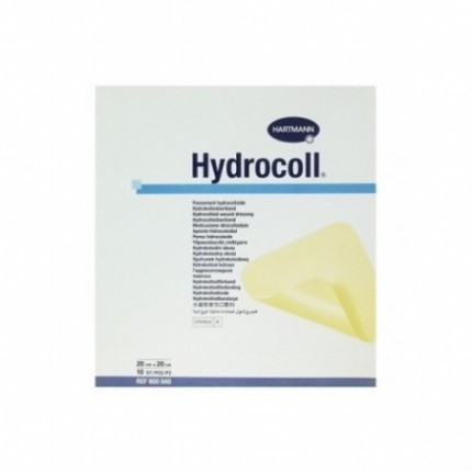 Pansament escara cu hidrocoloid Hydrocoll 20x20cm 5buc