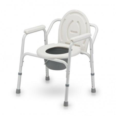 Scaun WC de camera 4 in 1 din aluminiu Foshan FS810L