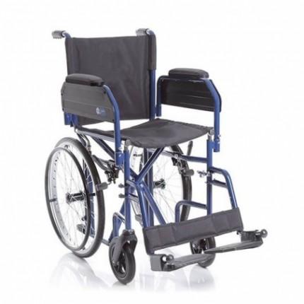 Carucior cu rotile pliabil transport pacienti actionare manuala CP620 Skinny