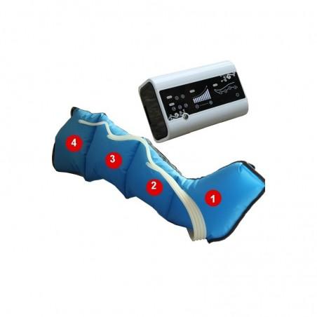 Sistem de compresie intermitenta pentru terapia piciorului 1002P