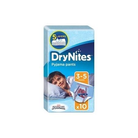 Huggies DryNites Chiloti absorbanti de unica folosinta pentru noapte...